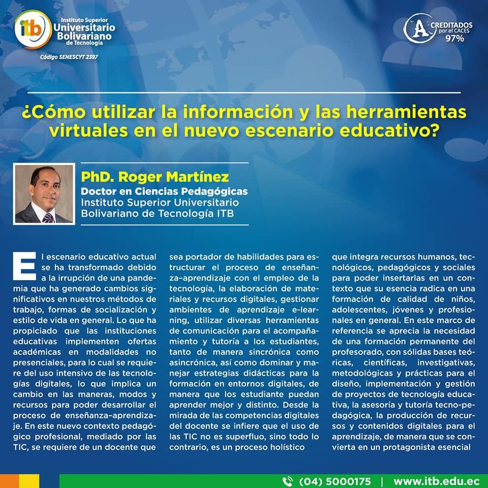 PHD Roger Martinez